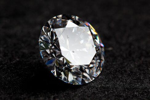 China Affair With Cheap Diamonds Heats Mass Market: Commodities