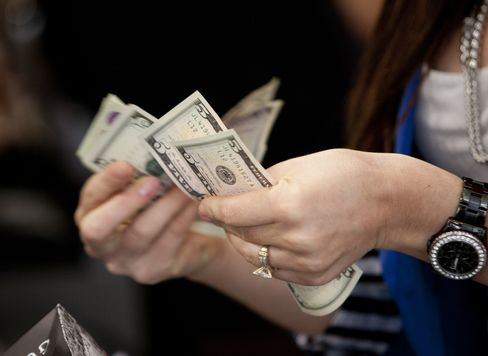 Dollar Scarce as Top-Quality Assets Shrink 42% After Stimulus