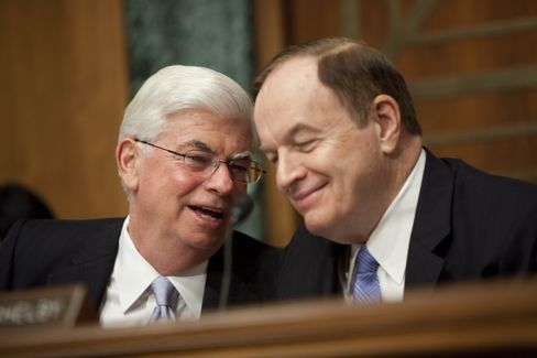 Senate Takes Up Amendments on Financial Bill