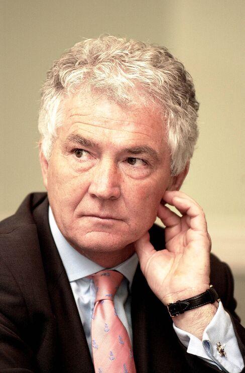 Former Anglo Irish Bank Corp. Chairman Sean Fitzpatrick