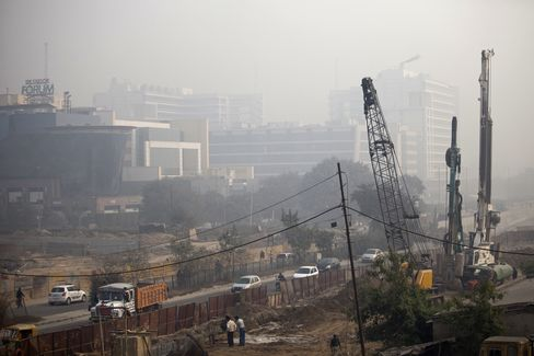 India GDP Grows Least Since 2009 Amid Fastest BRIC Inflation