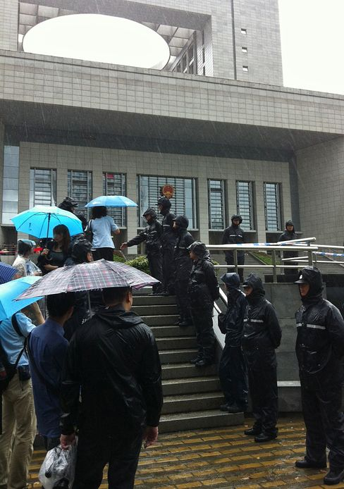 China's Rule of Law Scrutinized as Bo's Wife Begins Murder Trial