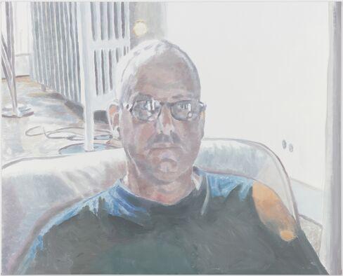 Luc Tuymans Self Portrait