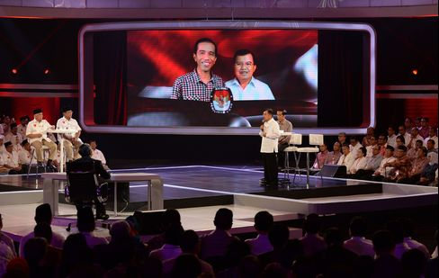 Indonesian Election Debate