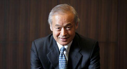 Takeda Chief Medical and Scientific Officer Tadataka Yamada