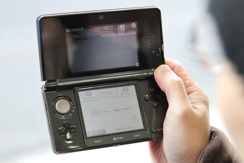 Nintendo Puts 3-D Future in Palm of Your Hand