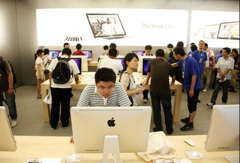 Apple's China Sales May More Than Triple, Morgan Stanley