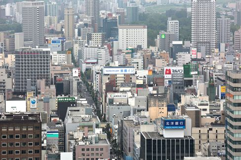 Abenomics Mobilizes Japan Homebuyers on Rate Outlook: Mortgages