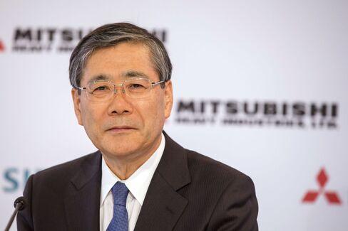Mitsubishi Heavy Industries Ltd. CEO Shunich Miyanaga
