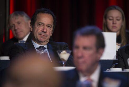 Billionaire Hedge-fund Manager John Paulson