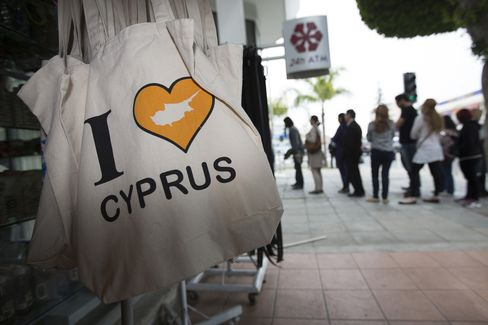 Cyprus Said to Seek About 5 Billion-Euro Russian Loan in Moscow