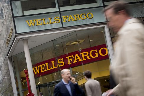 Wells Fargo Said to Be Selling Rights on $41 Billion Mortgages