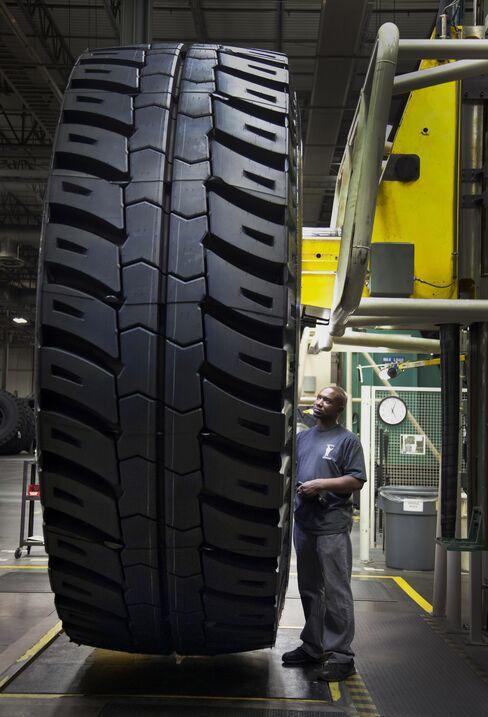 Michelin Profit Falls as European Slump Weighs on Tire Sales