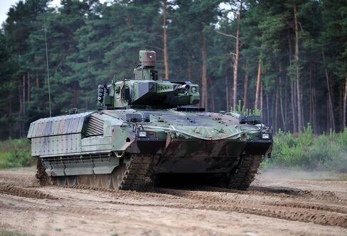 German Combat Vehicle Would Save U.S. $14 Billion