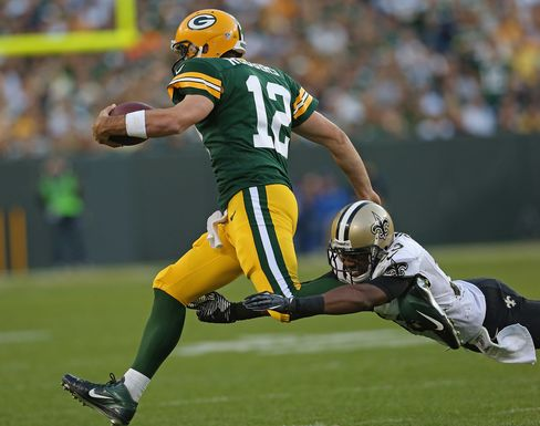 Packers Drop Saints to 0-4