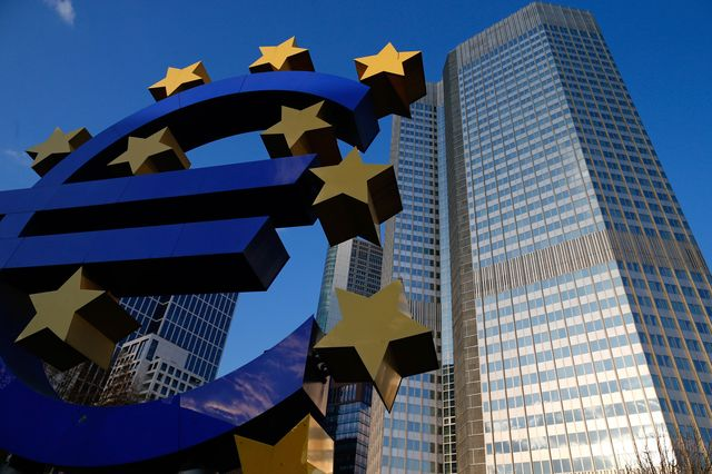 Who's ready for some bond-buying in Europe?Photographer: Ralph Orlowski/Bloomberg