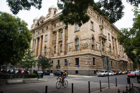 Hungary's IMF Talks Create July Rate-Cut Room, Rate Setters Say