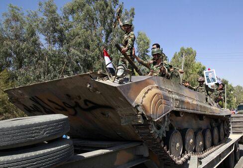 Syria Kills 25 as UN Consider Legality of Crackdown
