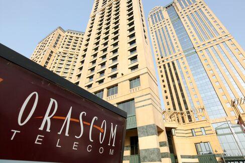 Billionaire Fridman Offers to Buy All of Egypt's Orascom Telecom