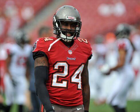 NFL Cornerback Darrelle Revis