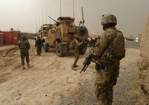 U.S. Soldier Shoots Dead 16 Afghan Civilians