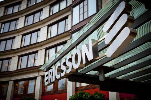 Ericsson Misses Estimates as Carriers Curb Network Spending