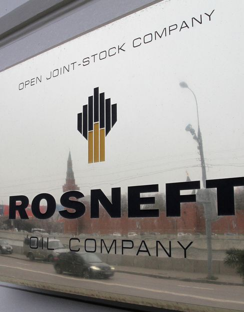 Rosneft May Replace BP in Arctic Accord, Says Otkritie
