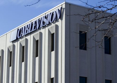 Cablevision's Antitrust Suit Aims to Upend $170 Billion Industry
