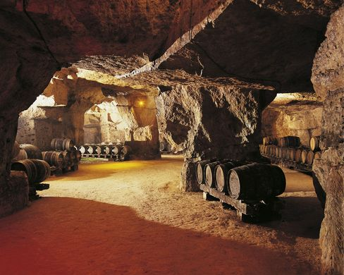 Cellars of the Loire Valley