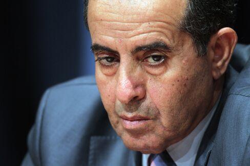 Former Libyan opposition Prime Minister Mahmoud Jibril