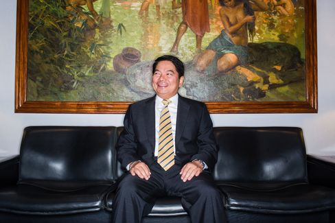 Bangko Sentral Ng Pilipinas Governor Amando Tetangco