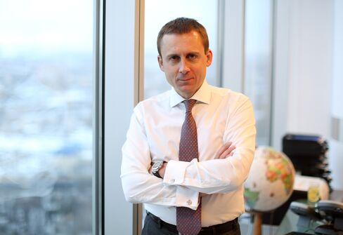 Uralchem Chief Executive Officer Dmitry Konyaev