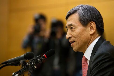 Incoming Bank of Korea Governor Lee Ju Yeol