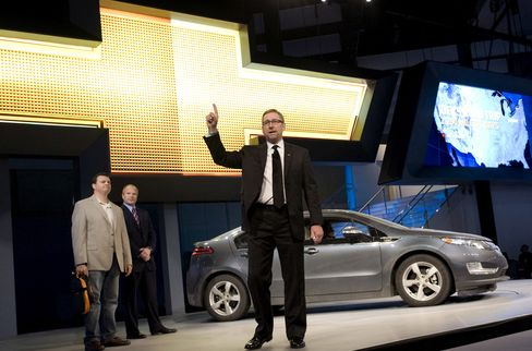 General Motors Co. Former Chief Marketing Officer Joel Ewanick