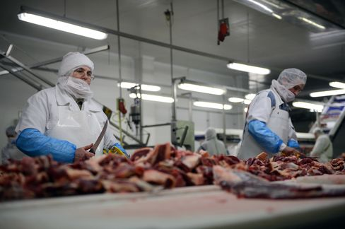 Romania Finds Wrongfully Labeled Horse Meat, Mediafax Reports