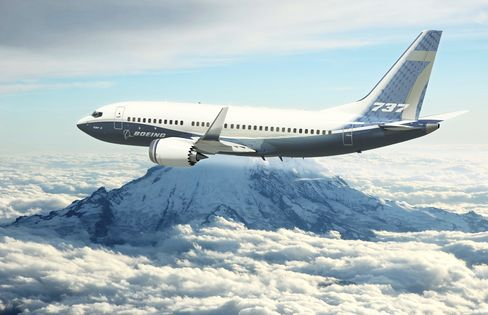 Boeing Said to Win Order From GE Jet-Leasing Unit for 100 737s