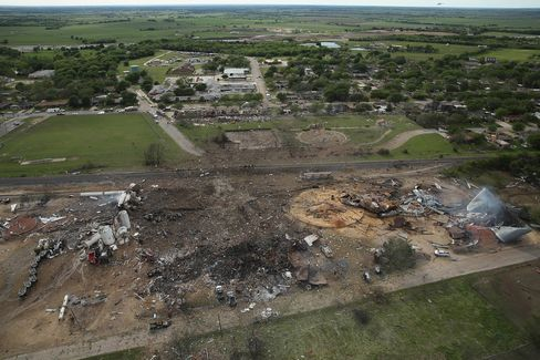 Watchdogs Warned of Chemical-Plant Oversight Before Texas Blast