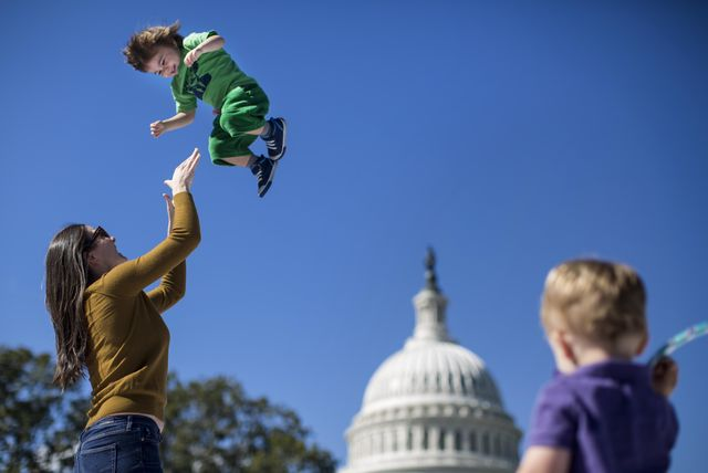 Better catch him. He's your best investment. Photographer: Melina Mara/The Washington Post via Getty Images