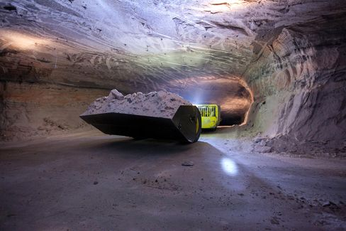 K+S Makes Plans Beyond Canada Mine for Specialties, Salt Growth