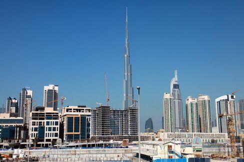 RBS Pressures Dubai as $10 Billion Debt Talks Stall