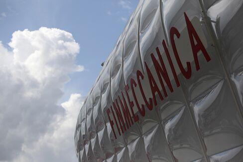 Finmeccanica Said to Mull $1.6 Billion CDP Ansaldo-Unit Bid