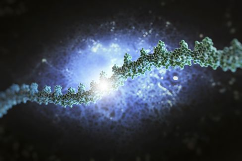 DNA 'Junk' Now Seen as Complex Switches Deciding Health, Illness