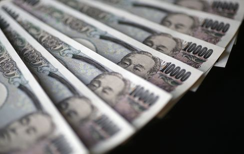 Yen Weakens as S&P 500 Futures, Europe Stocks Rise With Metals