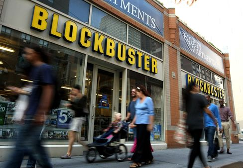Dish's Blockbuster Said to Begin Selling Phones in Retail Stores