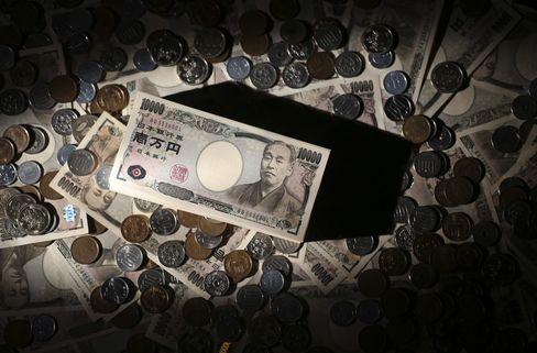 Yen Slides, Stocks Climb as BOJ Signals Easing; Treasuries Fall