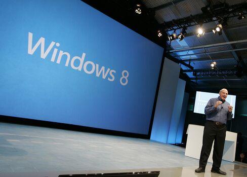 Windows 8 Bugs Plaguing Microsoft, Intel CEO Said to Tell Staff