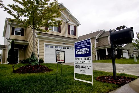 Home Prices 'Bouncing Around' Bottom
