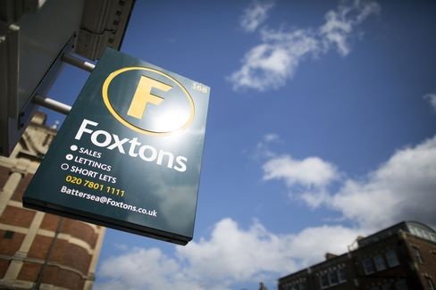 Foxtons Estate Agents Store