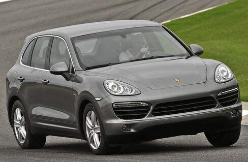 Porsche Exterior