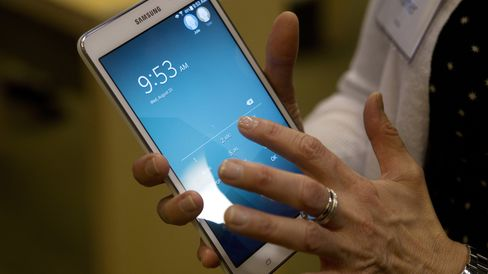 New Barnes & Noble Nook by Samsung